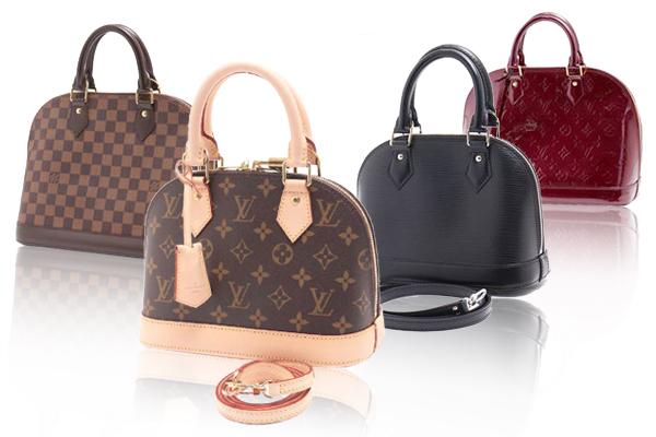 ルイ・ヴィトンの 2Wayバッグ アルマは、ファッションの優等生