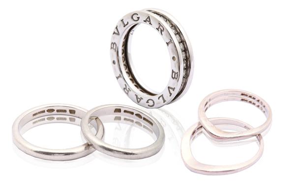 毎日身につける結婚指輪こそ、こだわりデザインのブルガリに