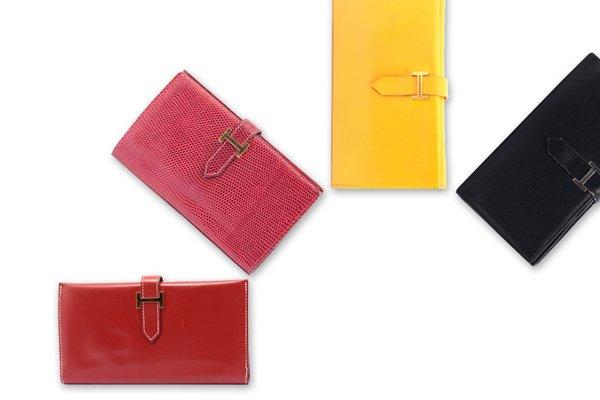 エルメスの財布で圧倒的人気のベアンのすべて