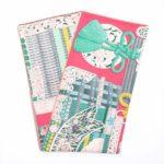 エルメス カレ90 「PARURES DE SAMOURAIS(侍の鎧兜)」 スカーフ シルク レッド